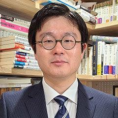 講師:磐下徹氏(大阪市立大学准教授)の写真